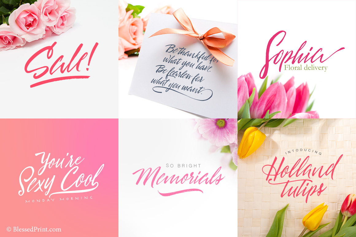 The Creative Font-Kit example image 10