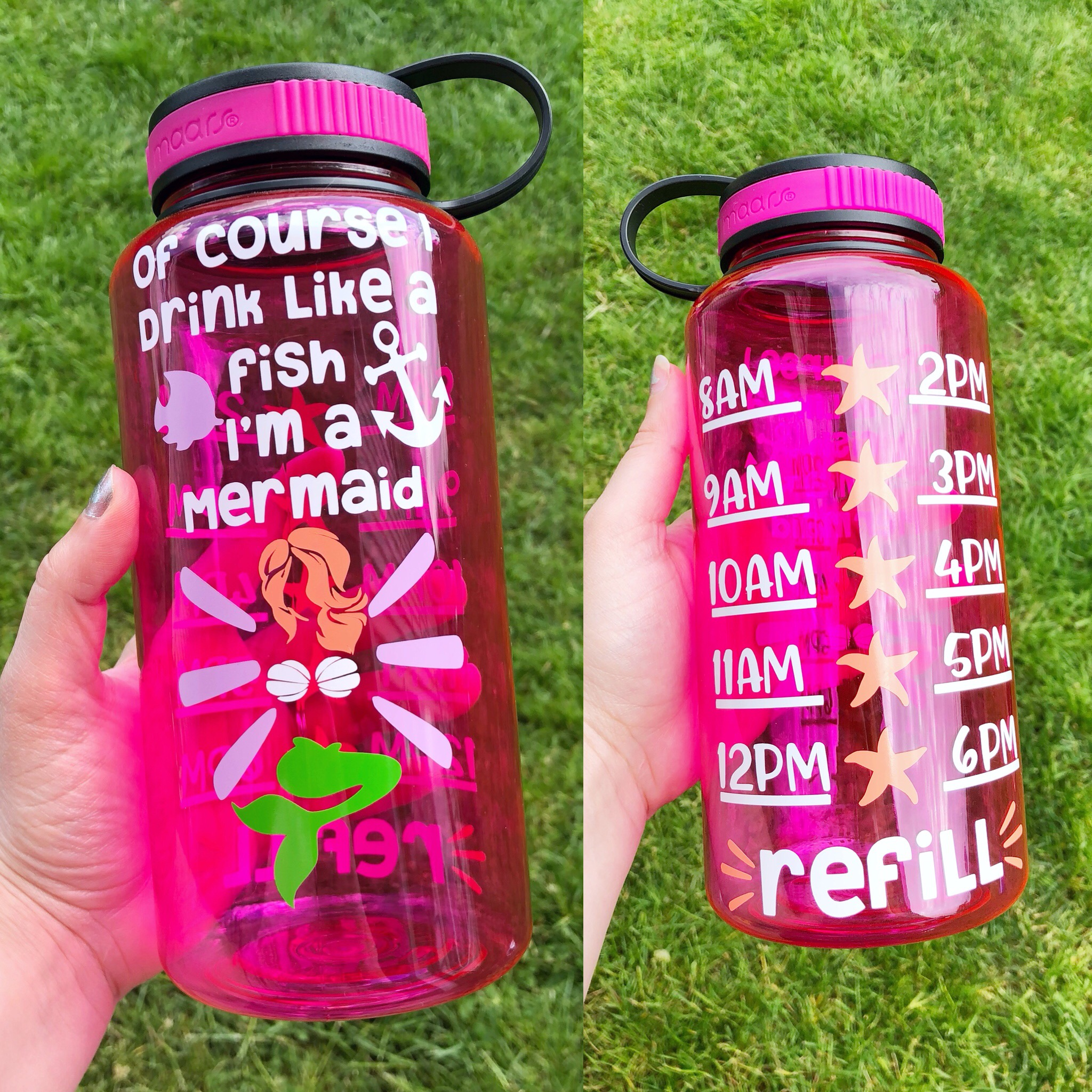 of course I drink like a fish Im a mermaid example image 4