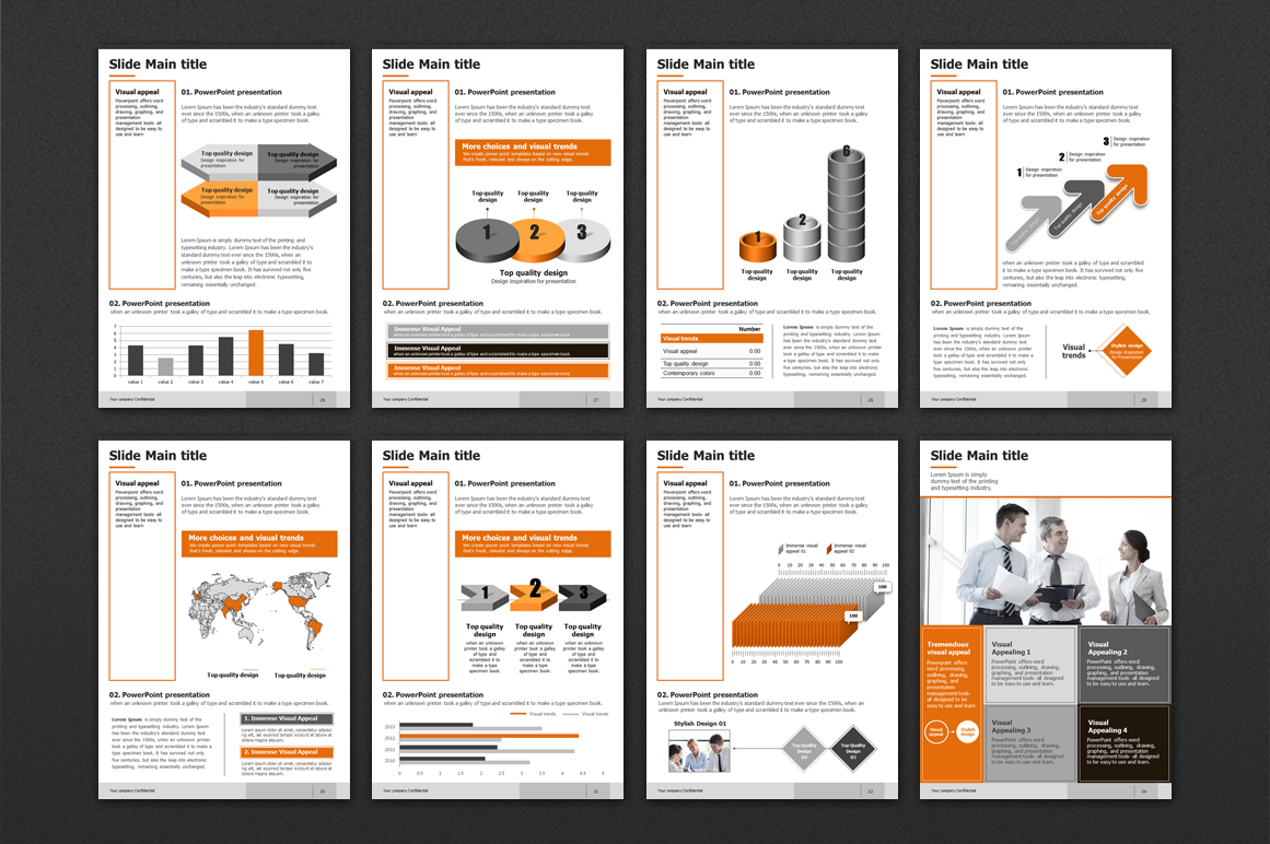 Modern Design Template Vertical example image 5