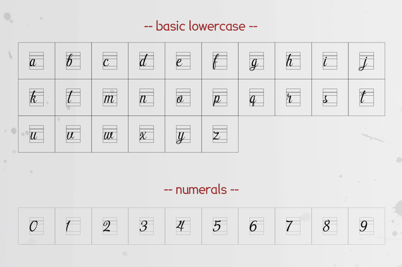 Pamega Script Font example image 9