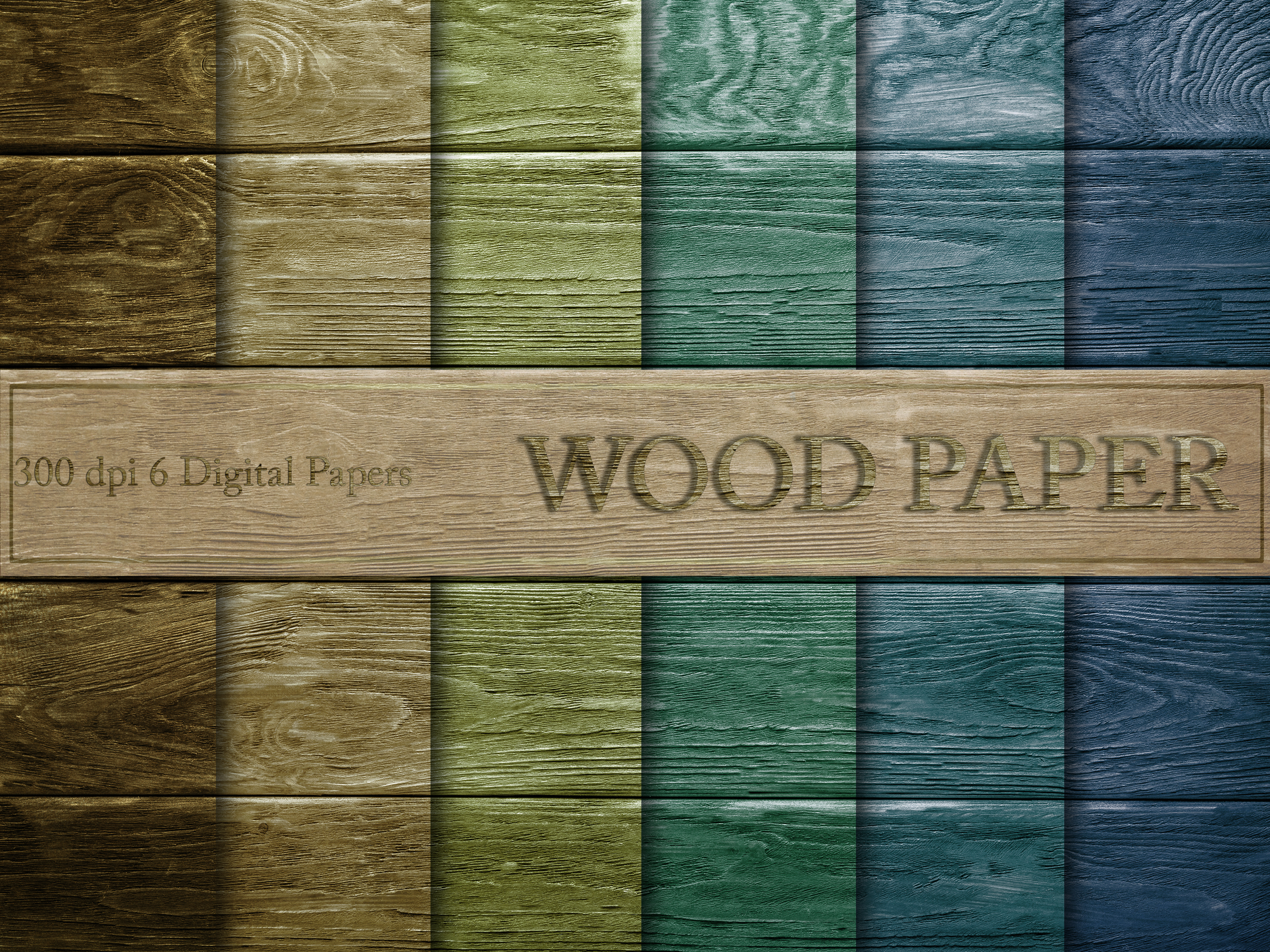 Wood Texture, Backgrounds example image 1