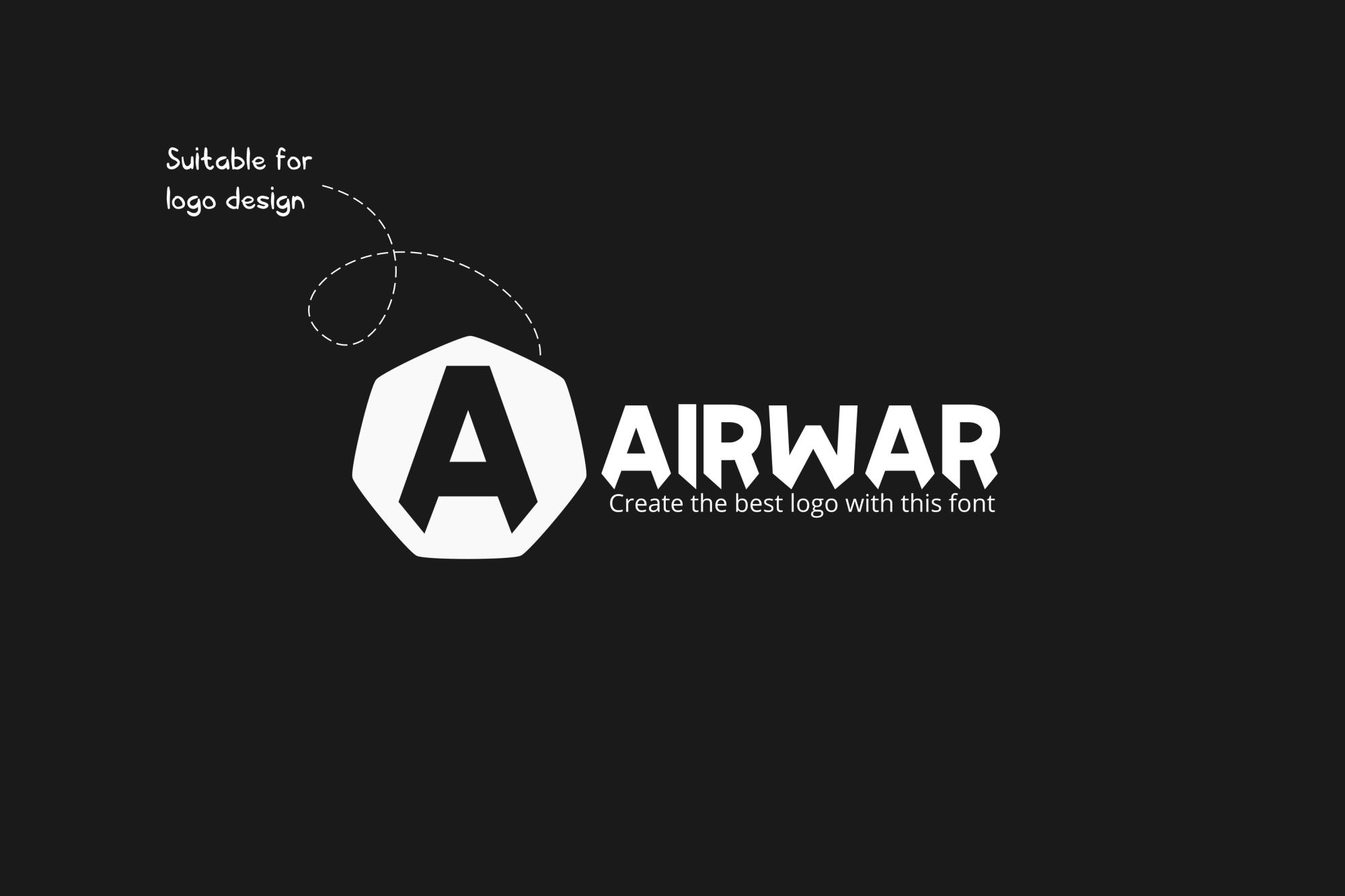 Newtype Typeface Font example image 3