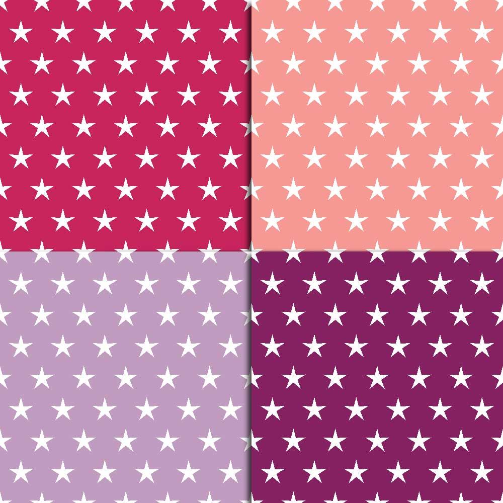 Star Digital Paper example image 2
