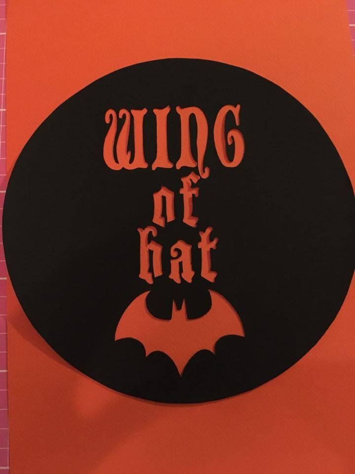 Halloween Papercutting Template Bundle example image 9