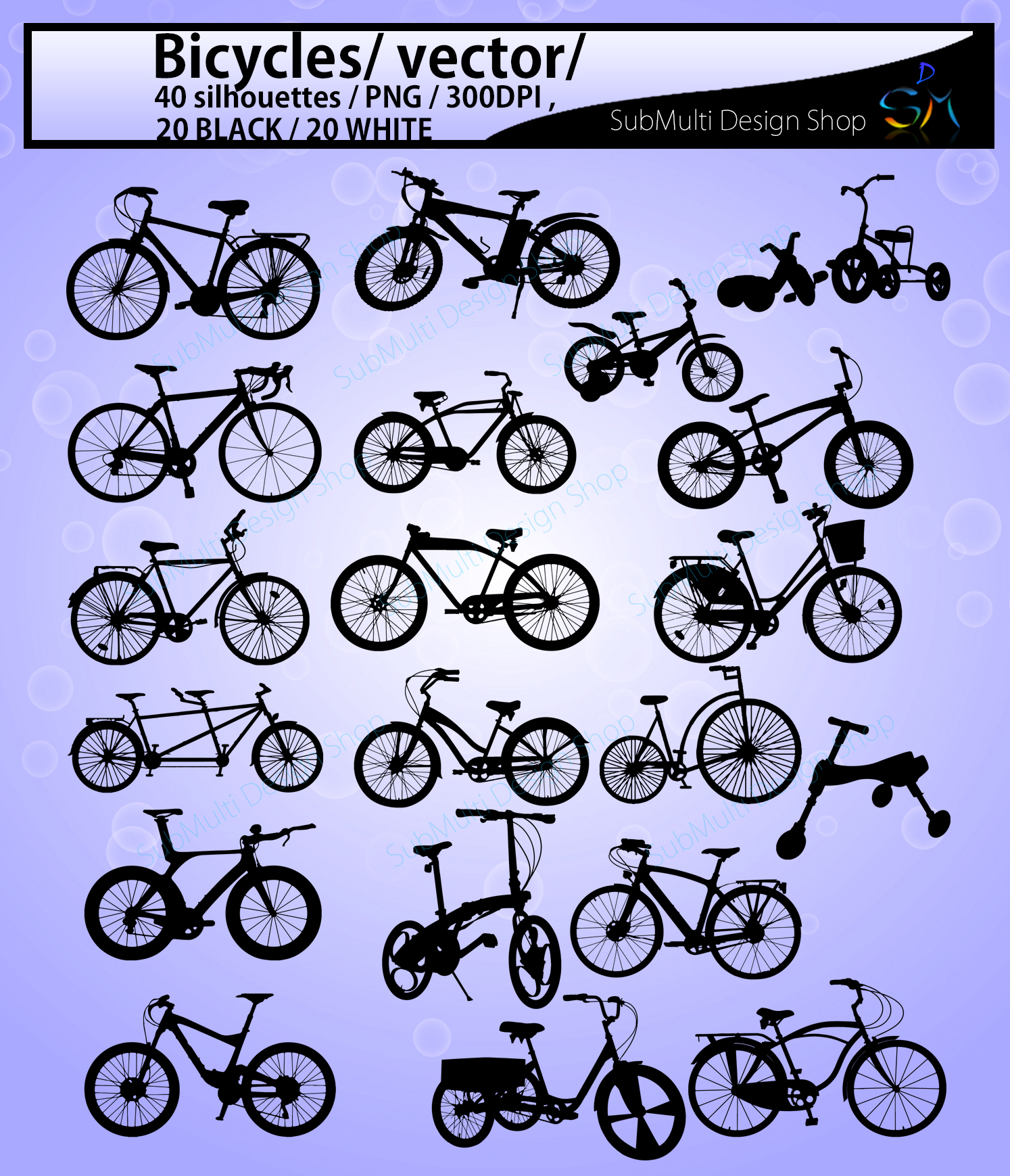 bicycle silhouette svg / Bicycles / bicycle / bicycle riders / riders silhouette/ vector / bike rider / SVG / PNG / Dxf / cut file example image 2