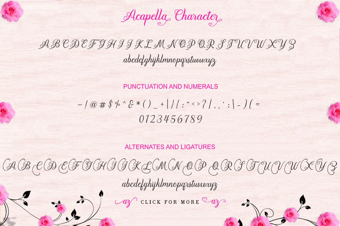 Acapella example image 6