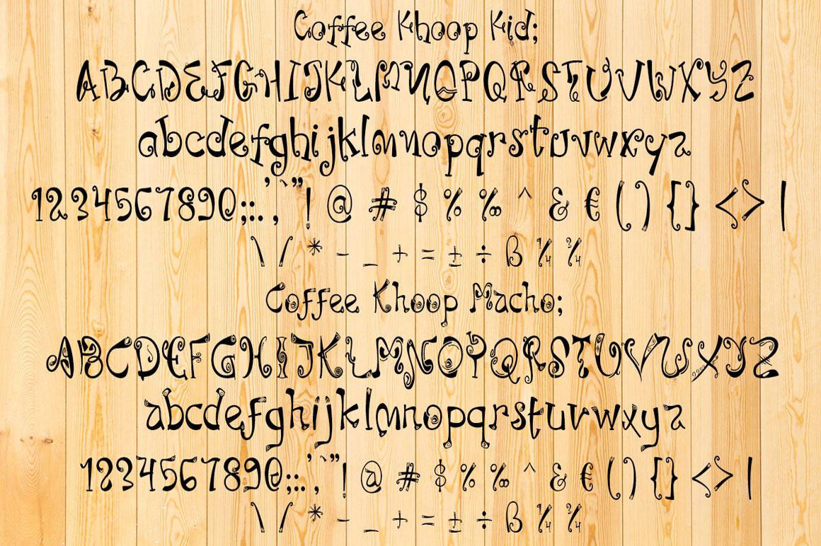 Coffee Khoop example image 2