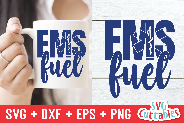 Paramedic / EMT Bundle 1 | SVG Cut File example image 14
