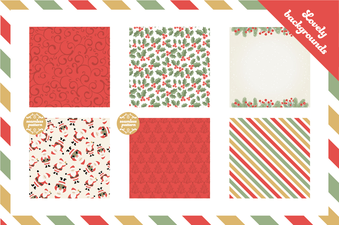 Ultimate Vector Christmas Collection example image 6