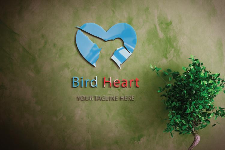 Humming Bird Logo example image 3