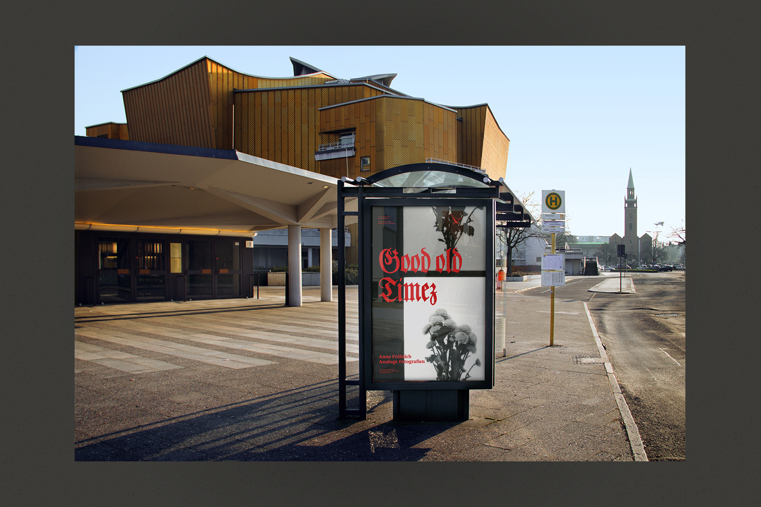 Mockup - Poster - Concert Hall example image 1