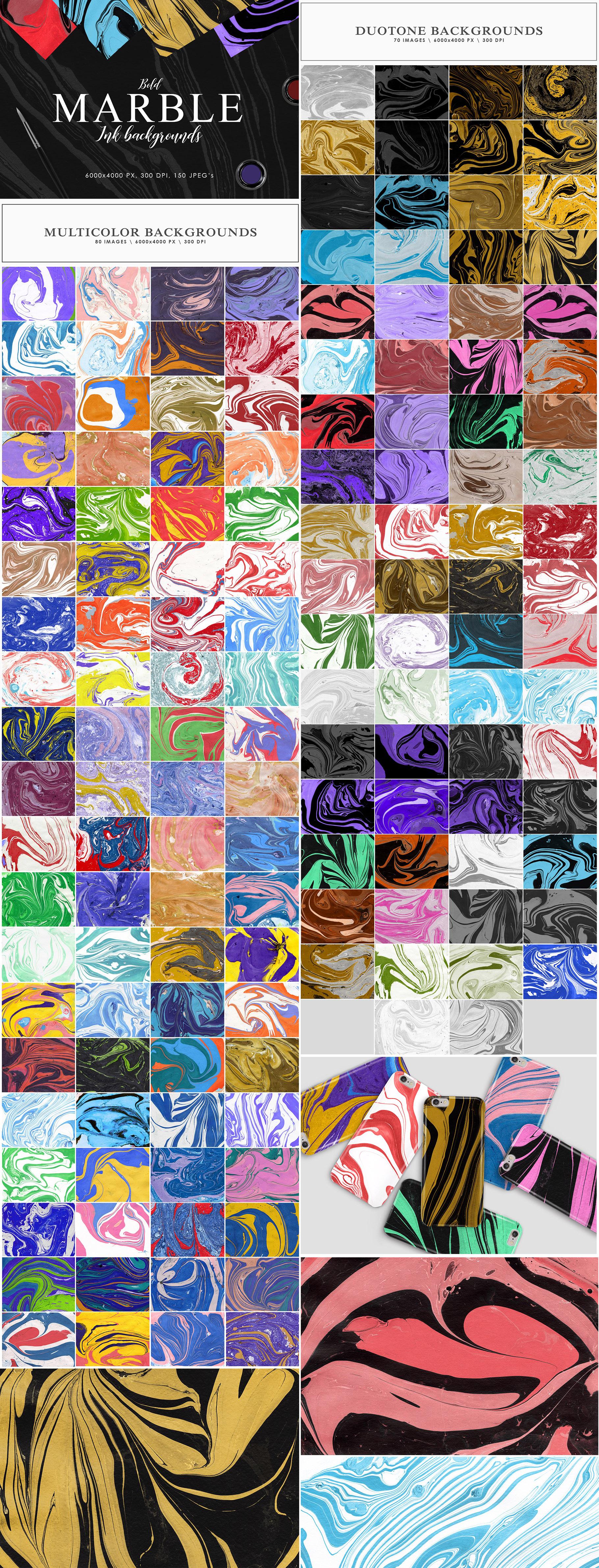 Aesthetic Backgrounds BUNDLE example image 4