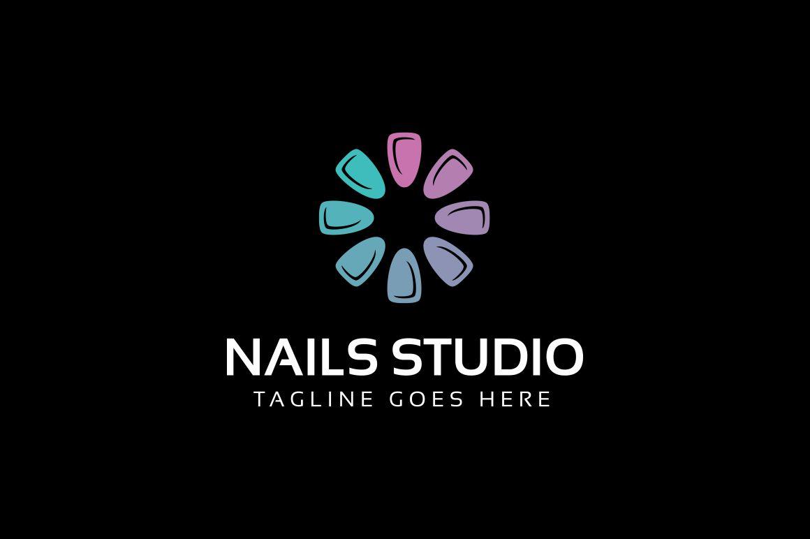 Nails Studio Logo example image 2