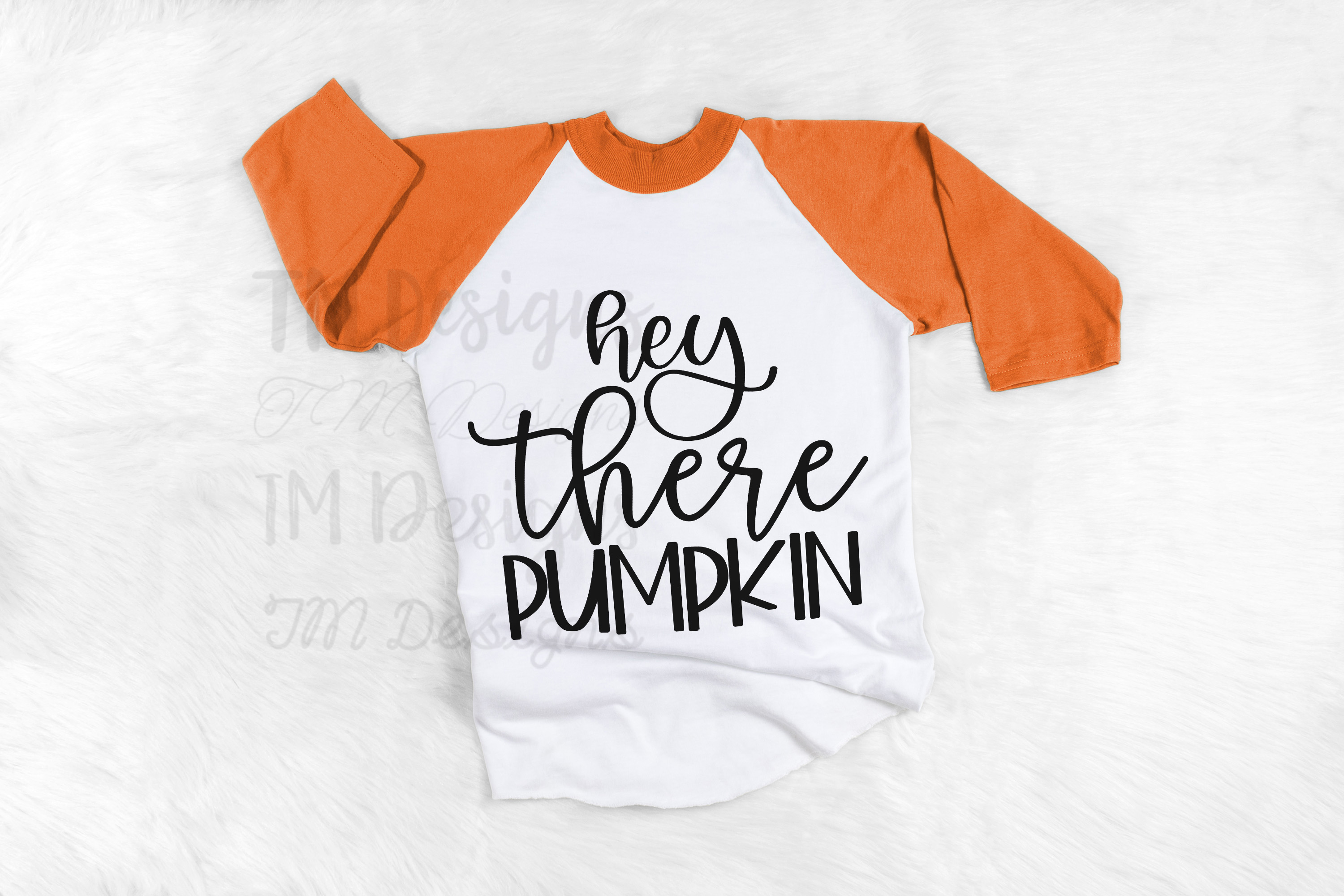Hey There Pumpkin SVG example image 2