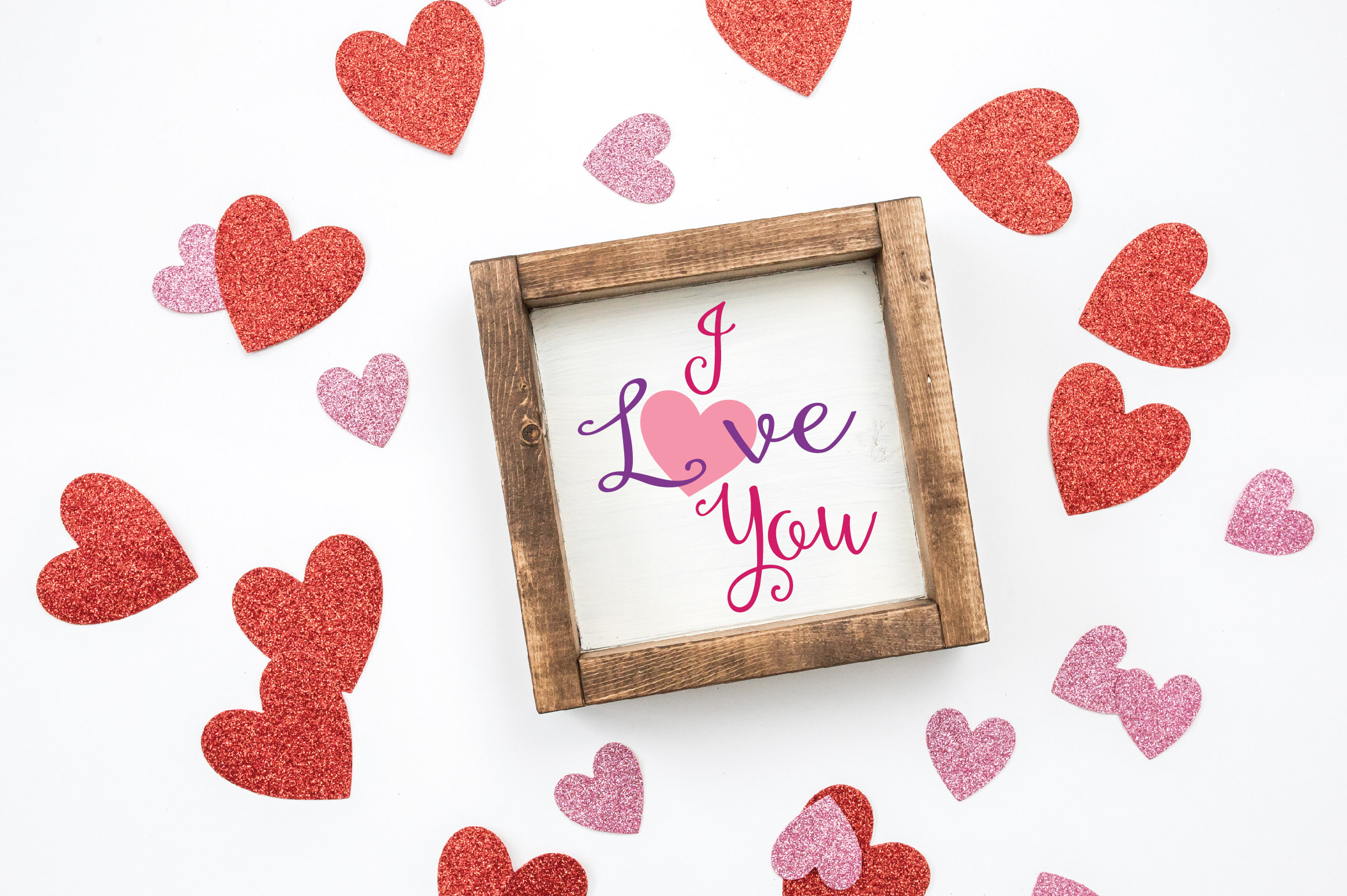 Valentine SVG Bundle with 25 SVG Cut Files DXF EPS PNG example image 5