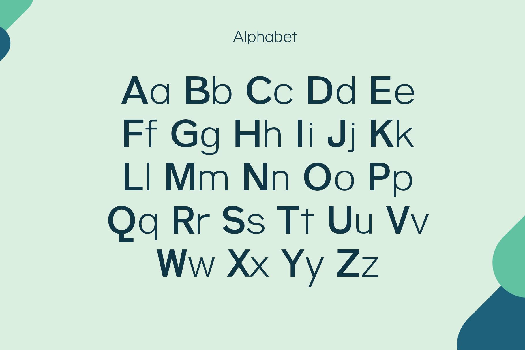 Centuria Typeface example image 7