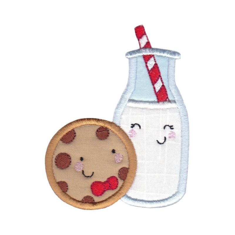 Food Duos Applique - 12 Machine Embroidery Designs example image 6