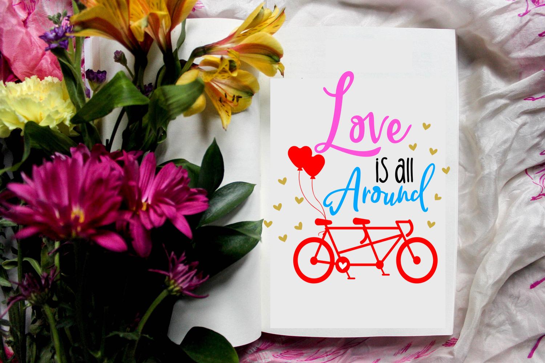 Cute Valentine's Day Overlays- Valentine Overlays Cute example image 11
