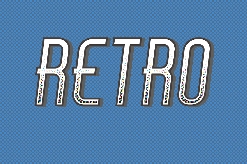 10 Retro Vintage Graphic Style for Adobe Illustrator example image 8