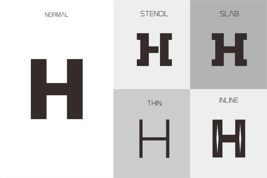 Hantam Font example image 2