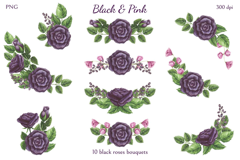 Black & Pink example image 3