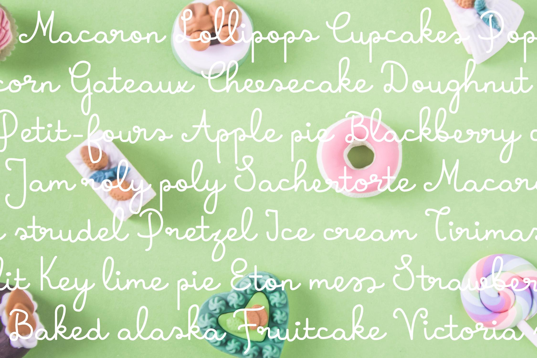 Macaron Lollipops example image 2