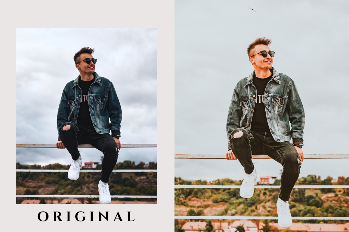 800 Plus Lightroom Mobile Presets Pack example image 7