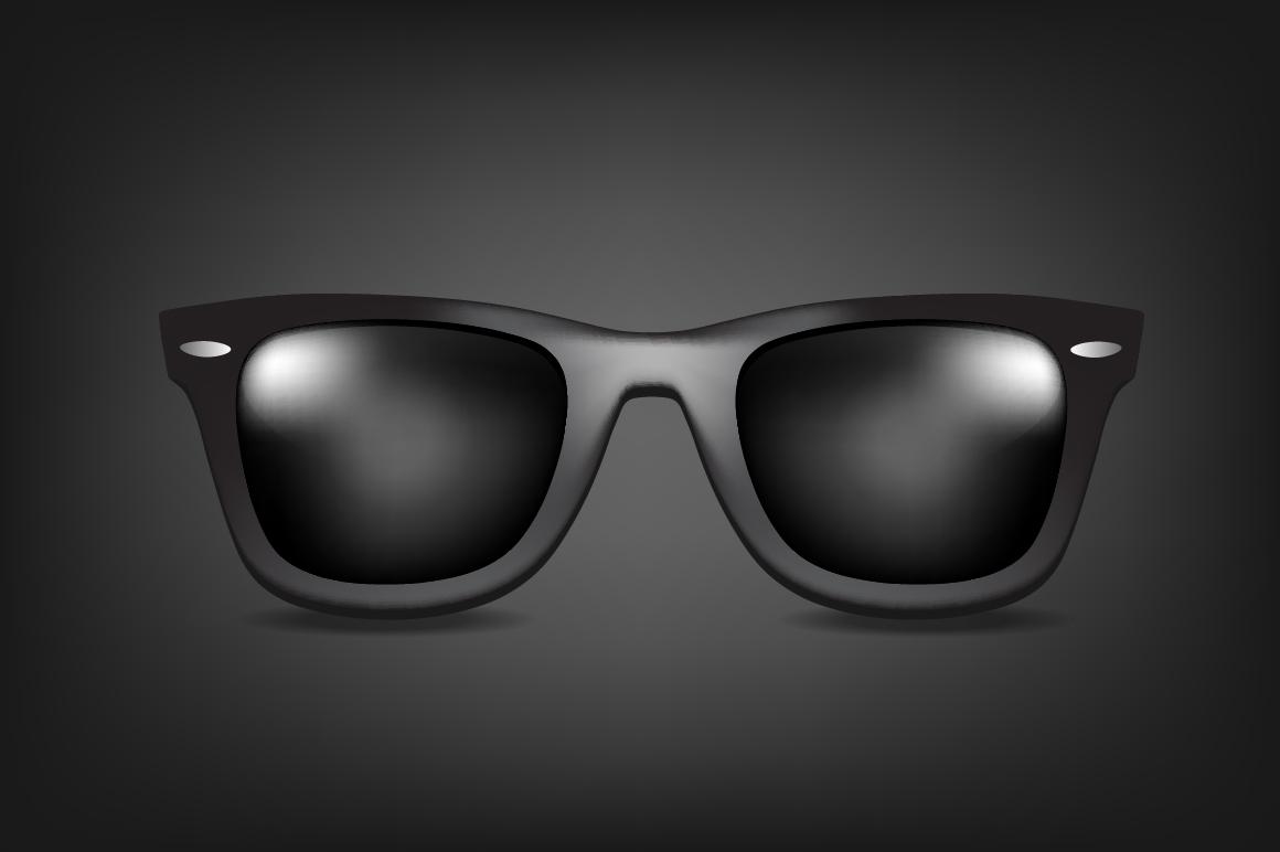 Bundle Vector Sunglasses example image 1