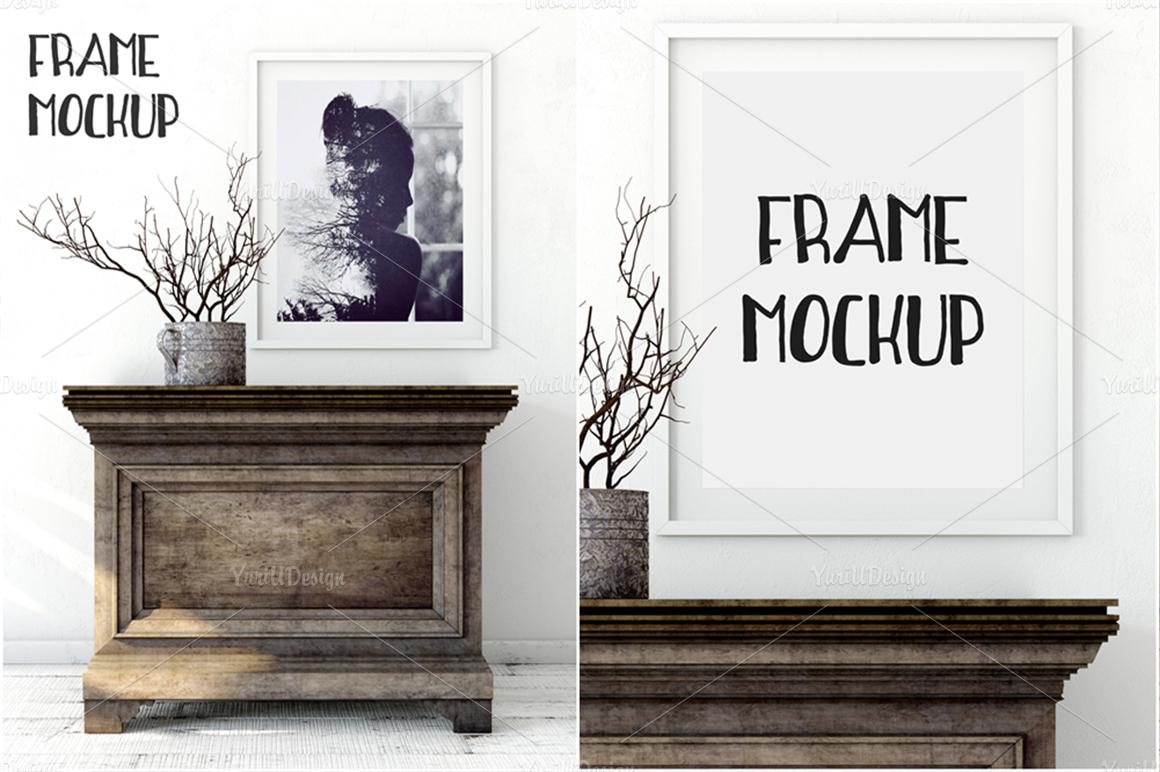 Frame Mockup - Bundle Vol. 1 example image 15