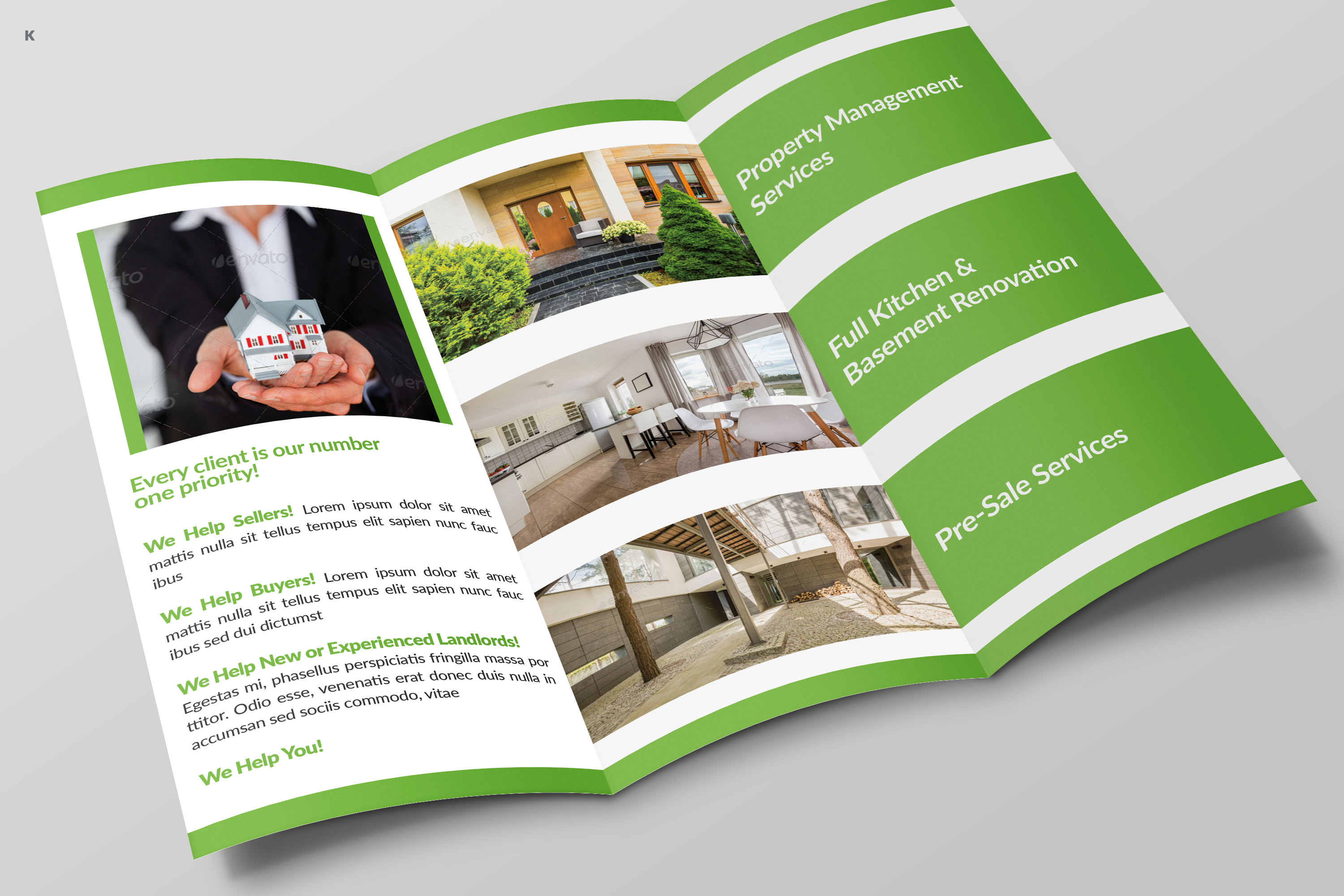 Real Estate Trifold example image 5