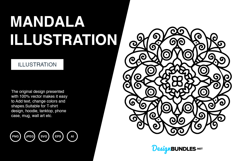 Best Graphics Design Quotes Inspiration mandala svg christmas ...