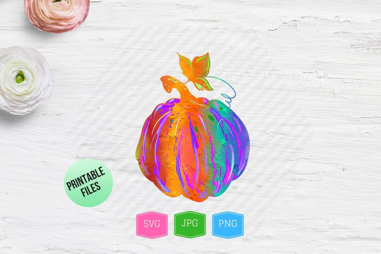 Thankful pumpkin svg files for cricut PNG Halloween pumpkins example image 2