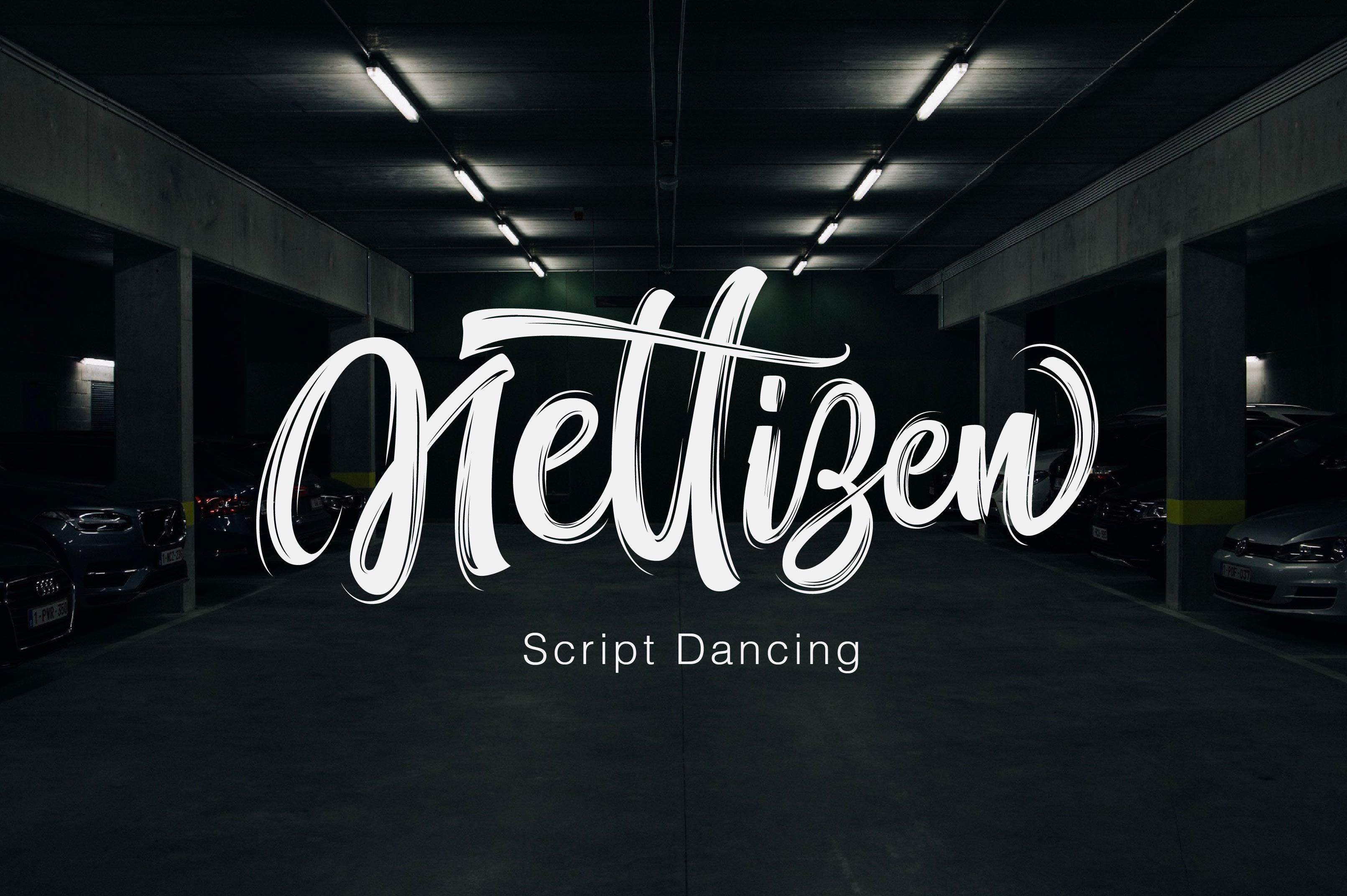 NETTIZEN - Script Dancing example image 1