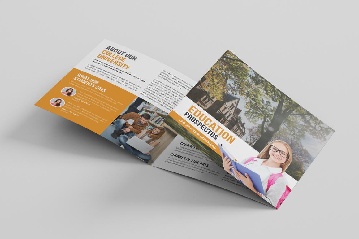 Education Prospectus Brochure Bundle example image 13