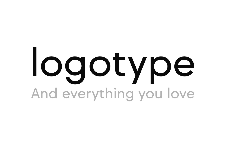 NORMAL - Minimal Typeface & WebFonts example image 6