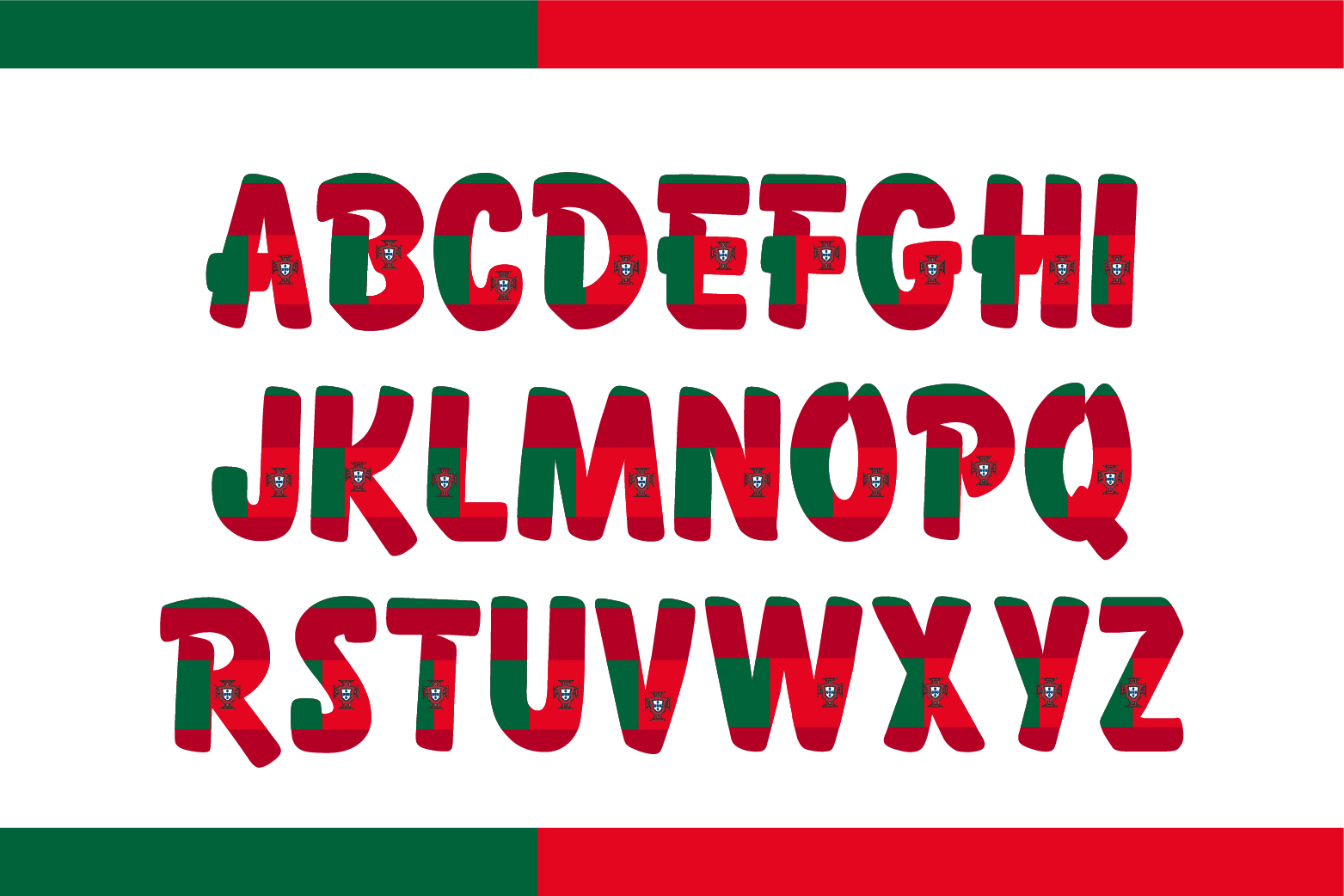 Portugal Font example image 8