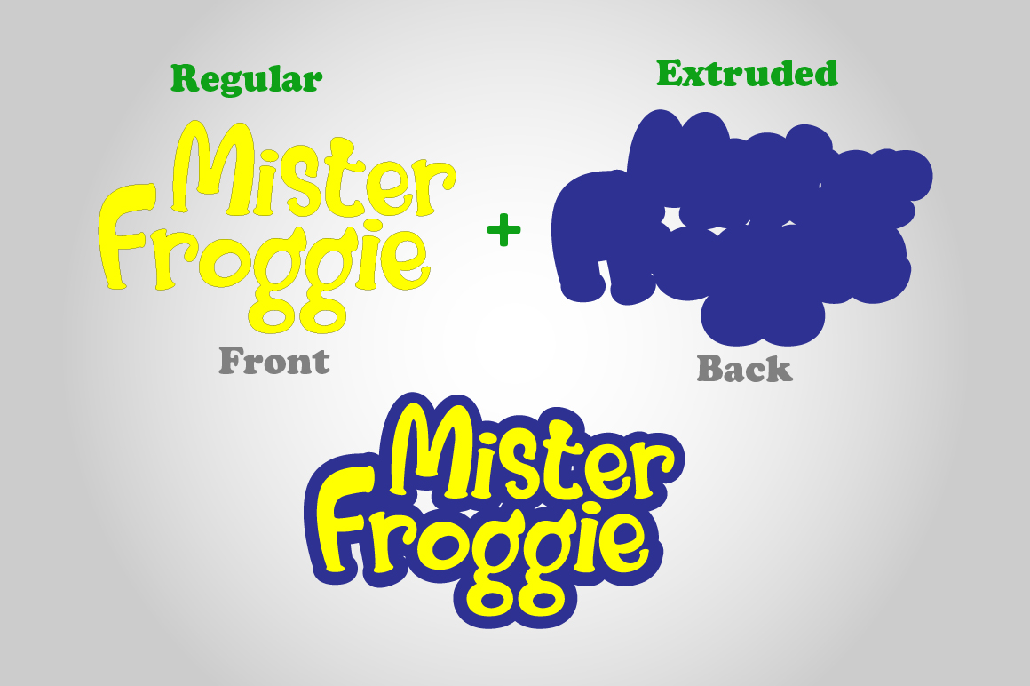 Mister Froggie example image 2