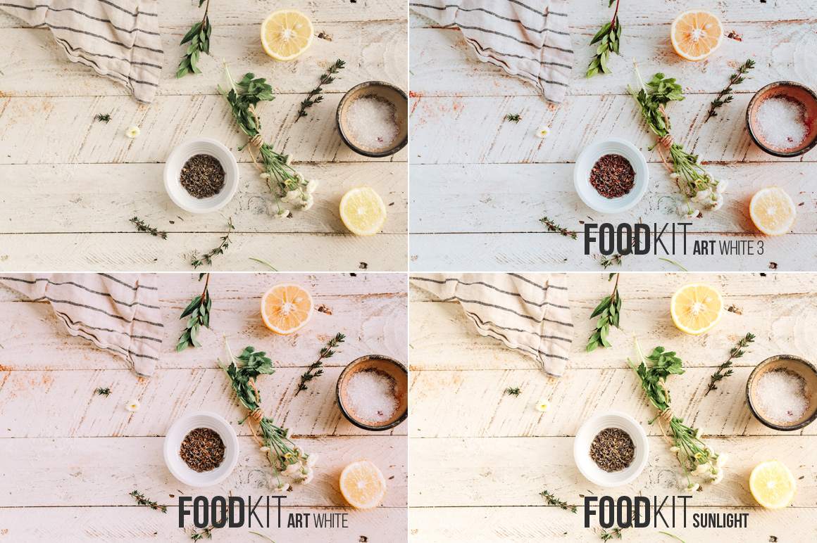 FoodKit - Food Presets for Lightroom & ACR, Desktop & Mobile example image 15