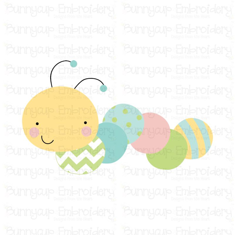 Cuddle Bug - SVG, Cut Files, Clipart, Printables example image 5
