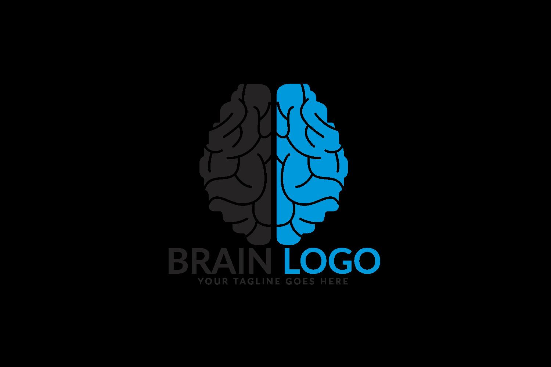 Brain Logo Design. example image 2