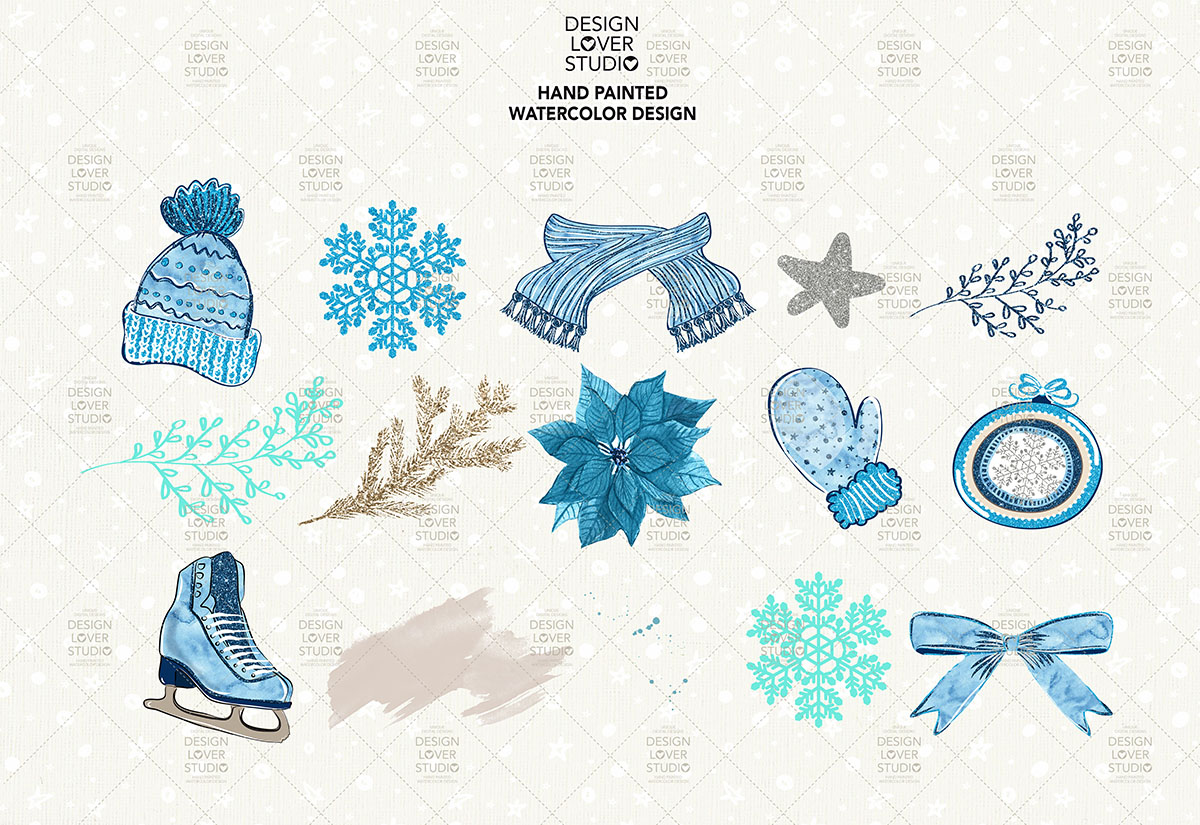 Hello Winter design example image 2