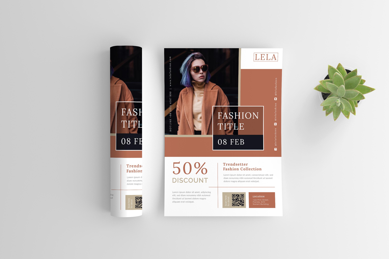 Fashion flyer example image 6