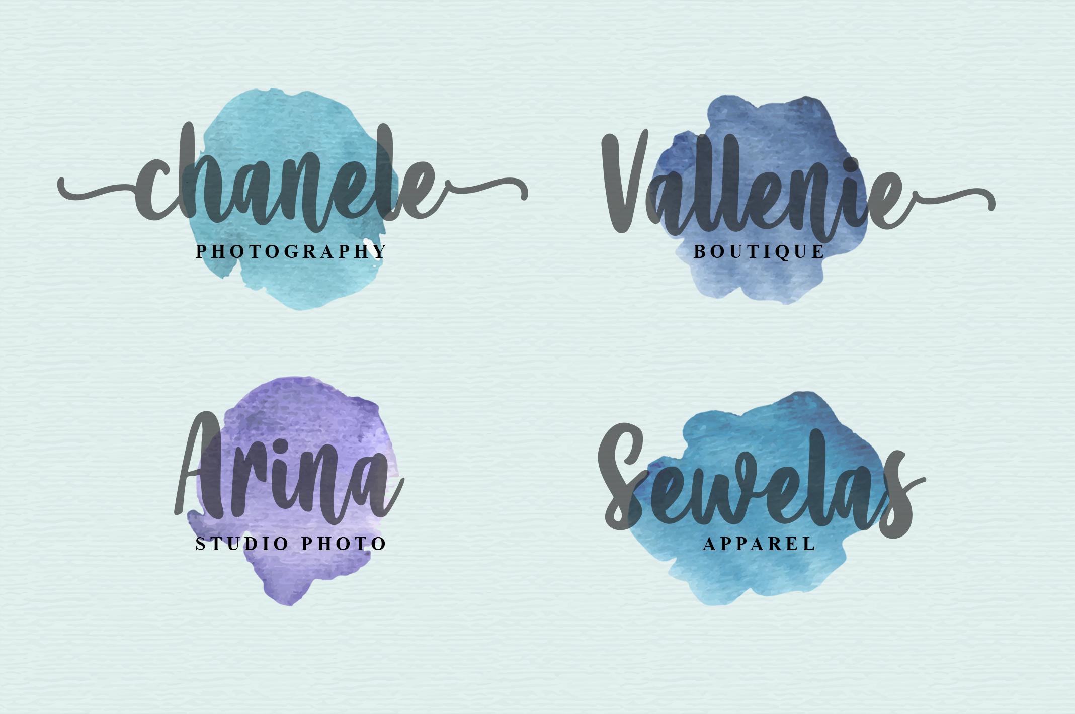 Amanise | Handwritten Script Font example image 7