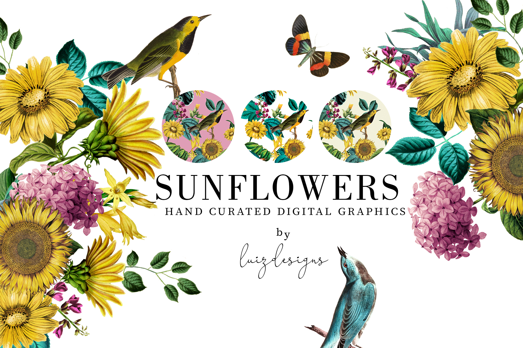 Sunflowers example image 2