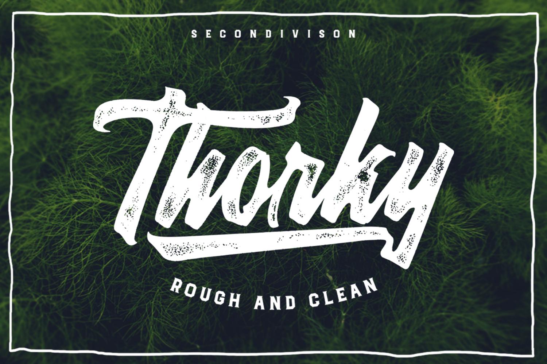 Thorky example image 1
