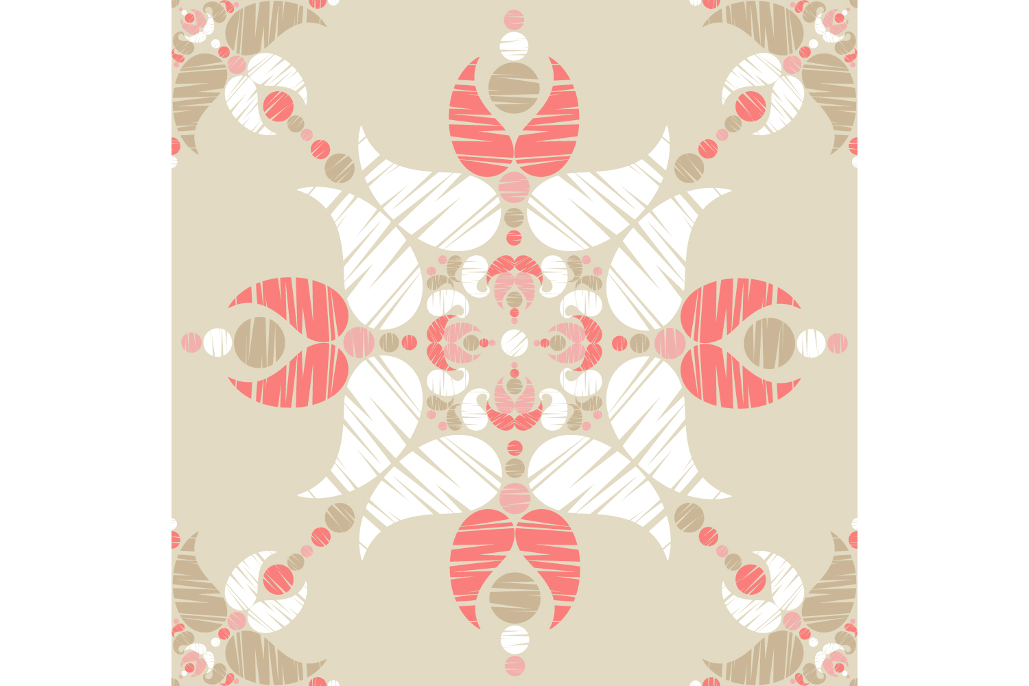 Paisley ornament. Set of 10 seamless patterns. example image 5