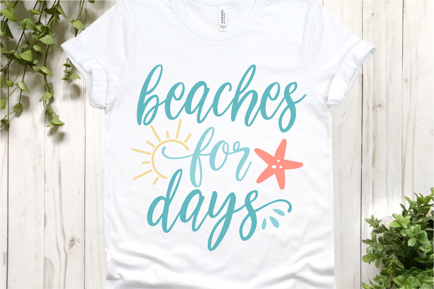 Beach SVG Bundle - Cut Files for Crafters example image 13