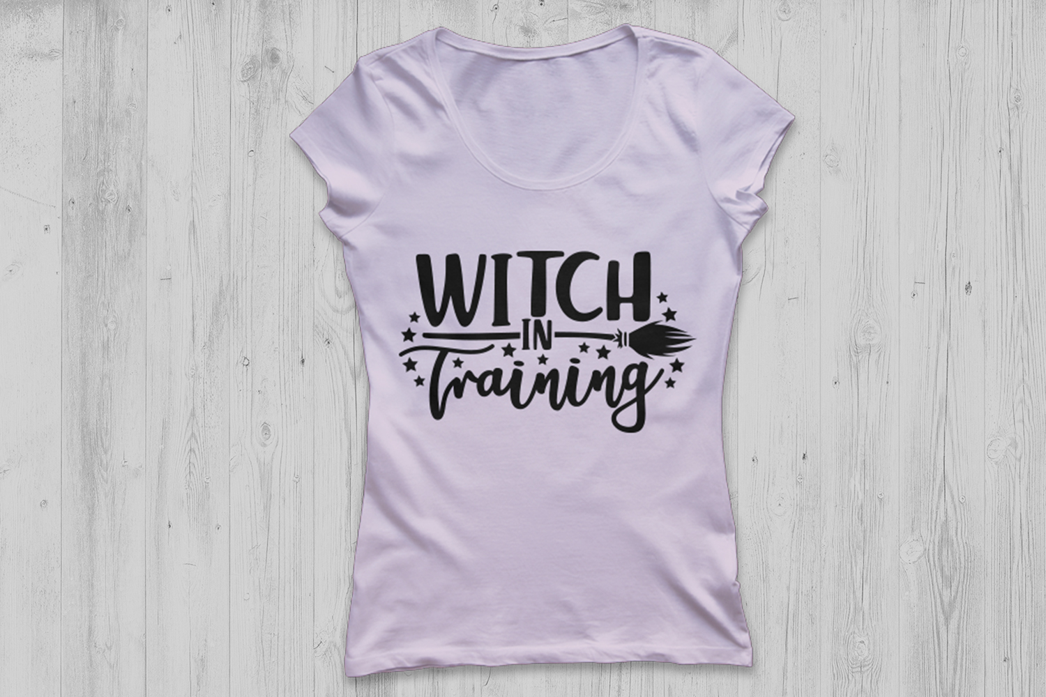 Witch in Training Svg, Halloween Svg, Witch Svg. example image 2