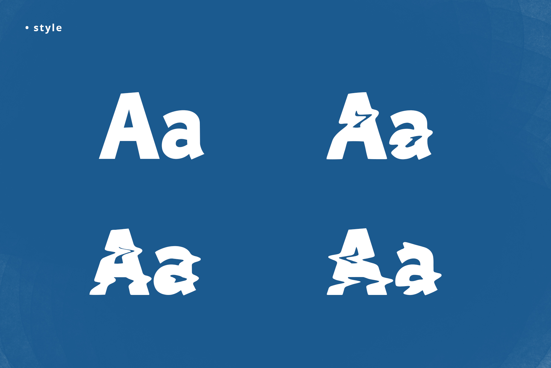 Blue Lagoon font example image 8