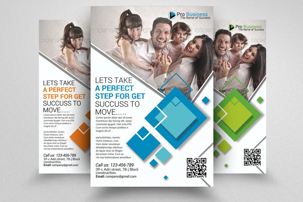 6 Multi Use Business Flyers Bundles example image 6